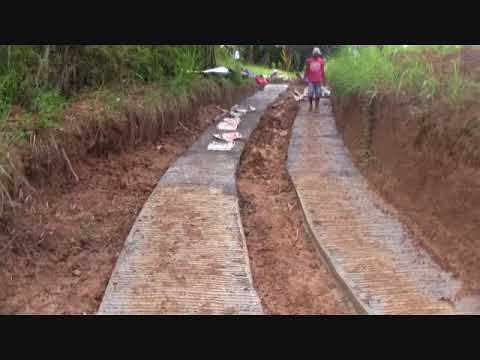 DAY 4 ON OUR UPHILL ROAD TUNNEL PROJECT EXPAT SIMPLE LIFE PHILIPPINES