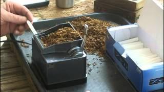 Repeat youtube video PowerMatic 2 - The Ultimate Cigarette Making Machine Review