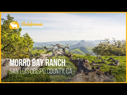 Amazing Coastal Ranch | Morro Bay Ranch, Morro Bay California