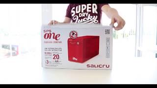 Infortisa - Unboxing Salicru SPS One 2000VA