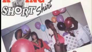 Rub your body KING SHORT SHIRT