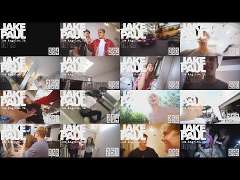 Every Jake Paul intro played at the same time