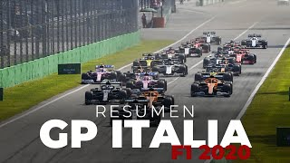 Resumen del GP de Italia - F1 2020