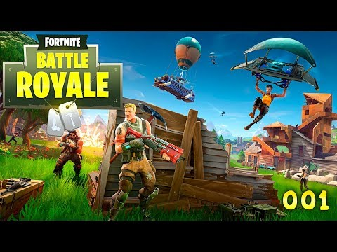 Beste Runde überhaupt | Legendary Sniper! 🔫🔥 FORTNITE: BATTLE ROYAL #001 [Gameplay German | Deutsch]