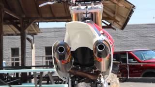 2014 Honda CRF250R FMF Racing Sound Bite