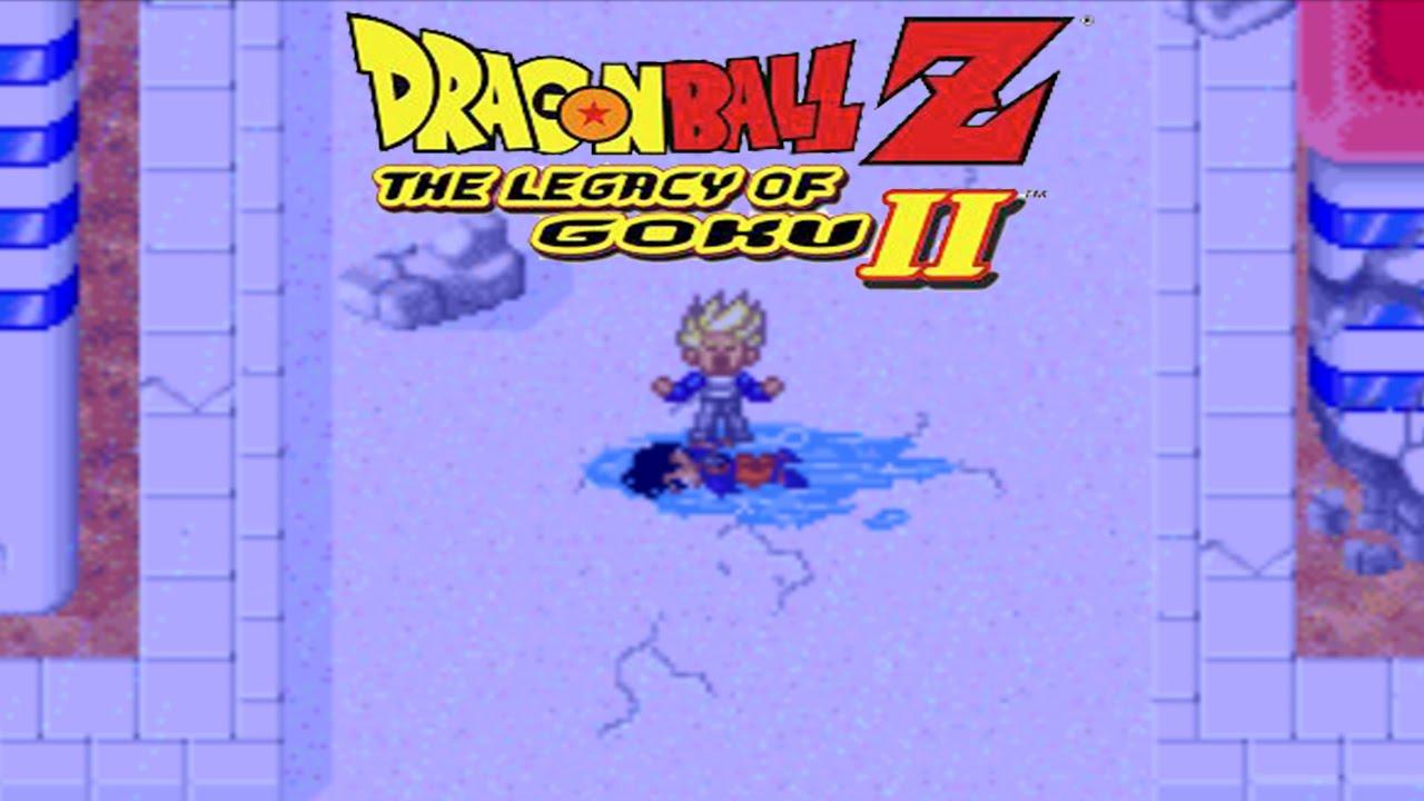 Dragon Ball Z: Legacy of Goku 2 | History of Trunks ...