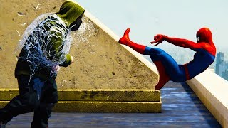 Spider-Man FAIL Compilation!