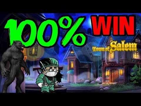 100% WIN | Town of Salem Coven Ranked Practice