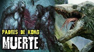 LA TRÁGICA MUERTE DE LOS PADRES DE KING KONG