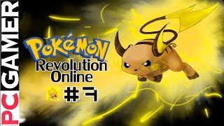 LZ : Pokemon Revolution Online #7 [Gym 3]