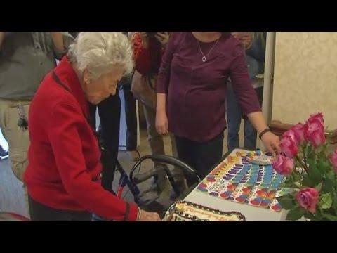 Upper Arlington woman celebrates 108th birthday