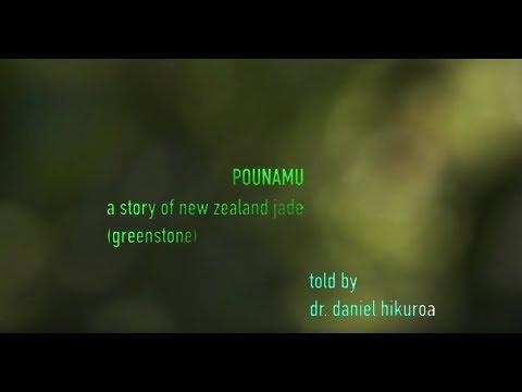 POUNAMU - A Story Of New Zealand Jade