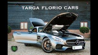 Mercedes-Benz Amg 4.0 V8 GTS Premium 2dr Automatic in Designo Selenite Matt Grey Magno 2015