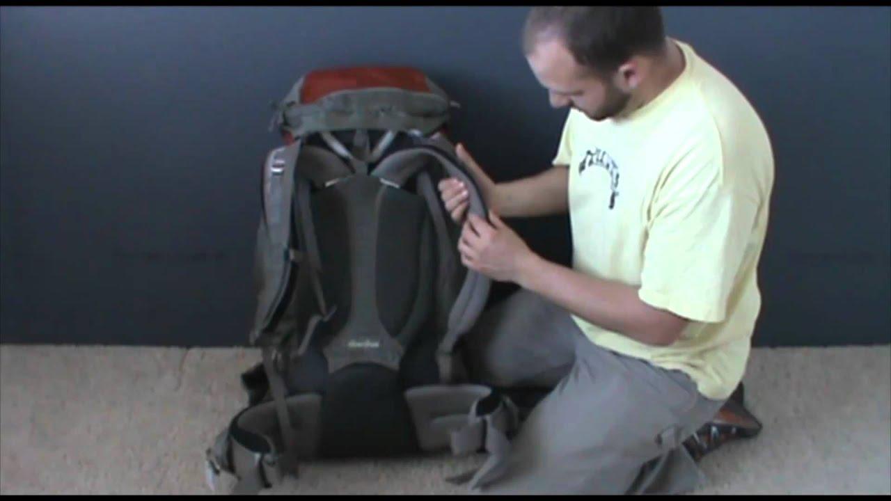 gregory baltoro 70 backpack youtube