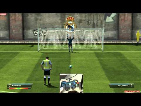 FIFA 14 как бить и отбивать пенальти