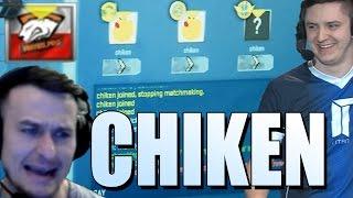 chiken - The Lobby Raider ( ESL ONE Katowice 2015, Pasha & MORE! ) thumbnail