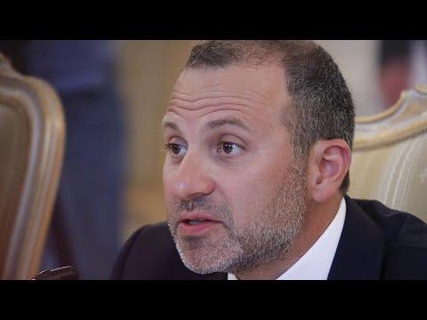 جبران باسيل وزير الخارجية اللبناني يدعو لعودة سوريا إلى الجامعة العربية …  - نشر قبل 59 دقيقة