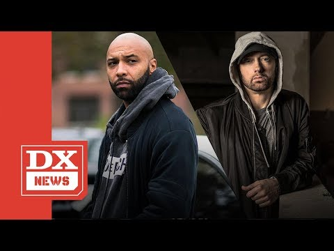 "Download Youtube: Joe Budden Says He Hasn't Heard ""Revival"" & Claims Bizarre Hasn't Spoken to Eminem in 15 Years"