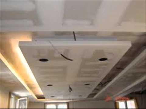 Pladur montajes y dise o en m laga marbella tel for Como poner pladur en el techo