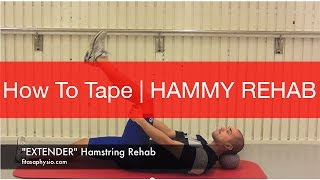 How To Best Exercise For Hamstring Strain Rehab   PHYSIO MOSMAN