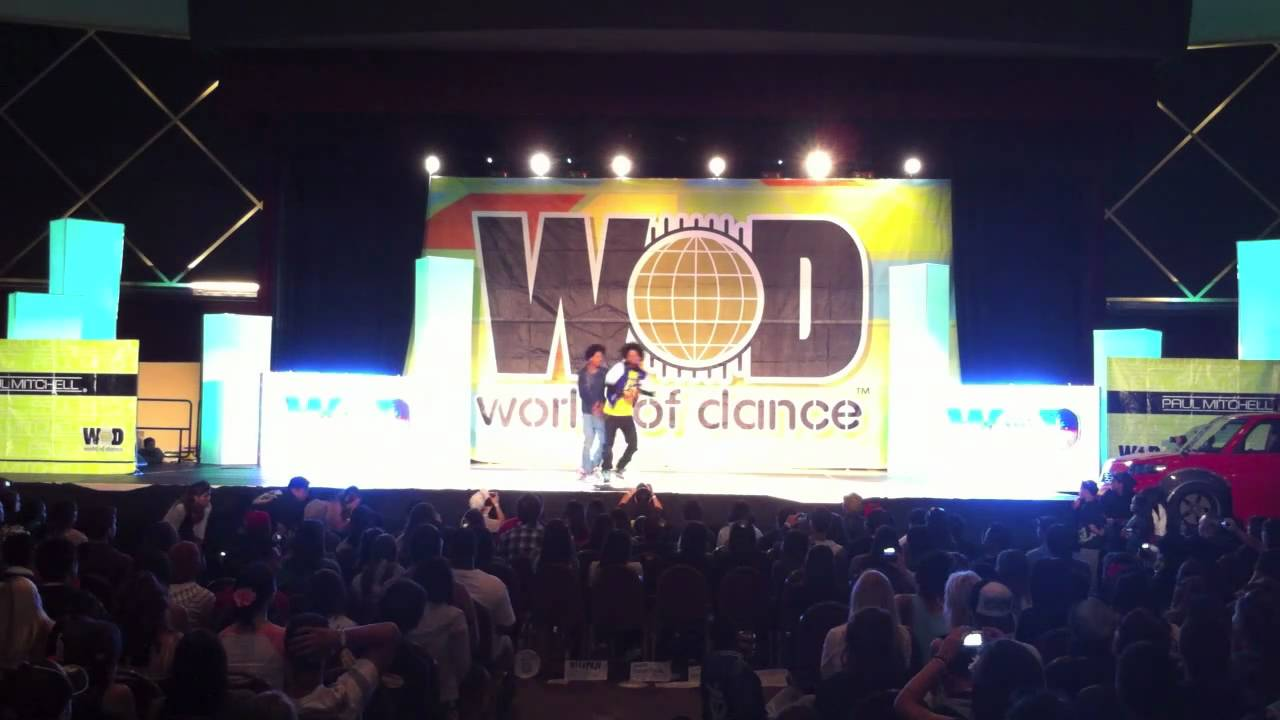 Download Les Twins - World of Dance SD 2010