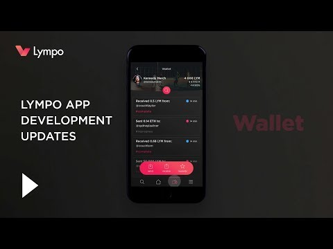 Lympo App Development Updates: How To Earn Crypto By Being Healthy?