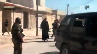 ÖSO Teröristleri Alevi Avında - Suriye Gerçekleri