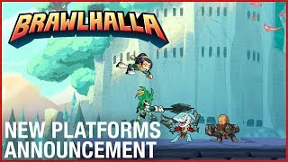 Brawlhalla: Gamescom 2018 New Platforms Announcement | Trailer | Ubisoft [NA]