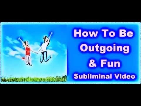 how to be more outgoing and talkative