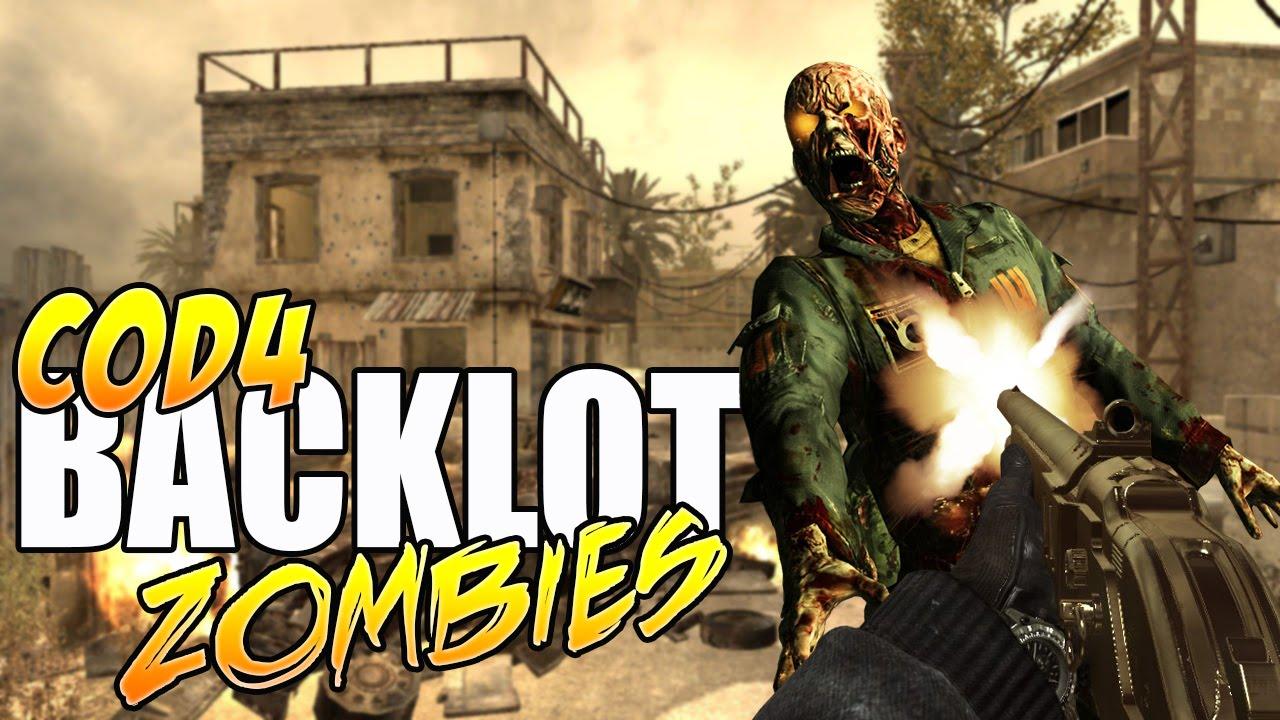 TITAN ZOMBIES - GUN GAME ★ Call of Duty Zombies Mod ...