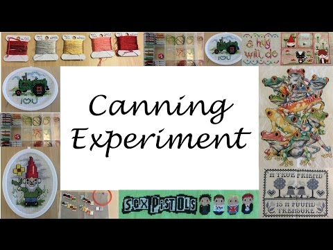 CookingTube: Canning Experiment!
