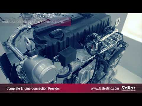 FasTest® Sealing Connectors - Engine Leak Testing