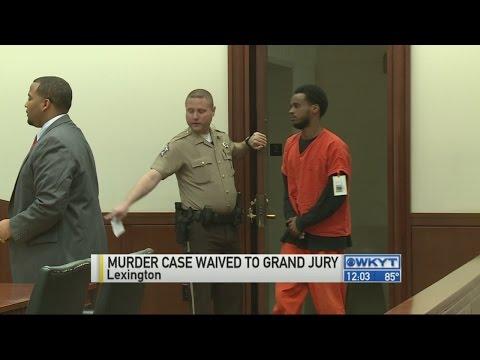 Lexington murder case sent to grand jury