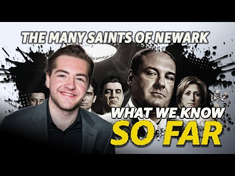 Mark Simone - The First Look At the New Sopranos Movie