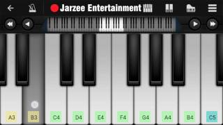Sia Cheap Thrills Piano Cover - Mobile Perfect Piano Tutorial.mp3