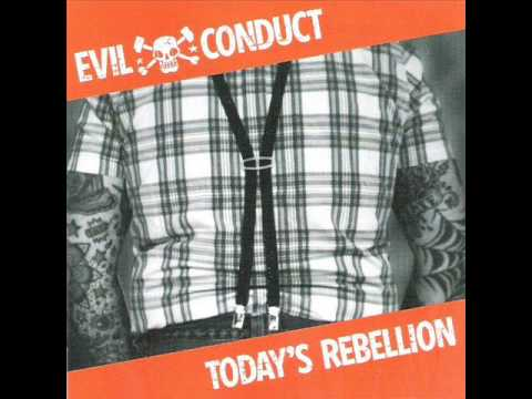 Evil Conduct - Today's Rebellion (Full Album)