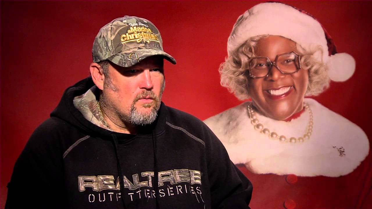 Tyler Perry´s A Madea Christmas: Larry The Cable Guy Official ...