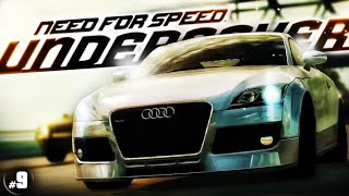 NAJBRZYDSZE AUDI S5 - Need for Speed: Undercover #9