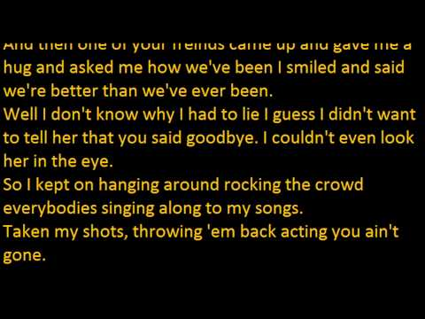 Jake Owen   Life of the Party Lyrics