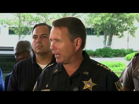 Authorities hold news conference on Florida mass shooting