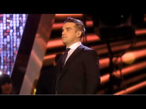 Robbie Williams 'Different & Mr Bojangles Live'