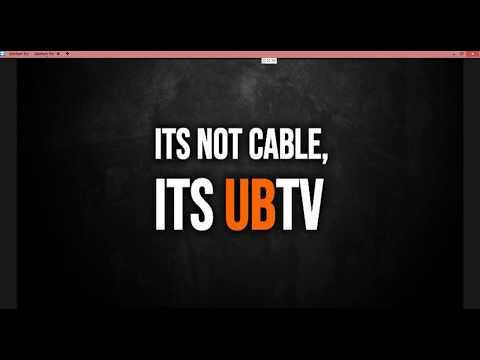New * UBTV Cord Cutters Dream APK