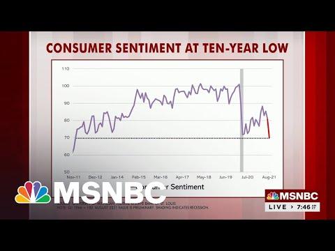 Steve Rattner: Virus Resurgence Has Hit Consumer Sentiment Hard