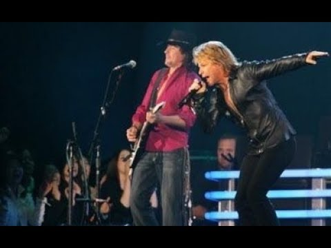 Bon Jovi - Someday I'll Be Saturday Night (New Jersey 2006)