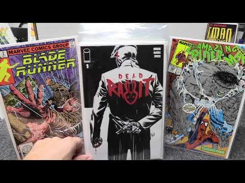 New Comic Pickups For NCBD Oct. 03, 2018 and more key comics