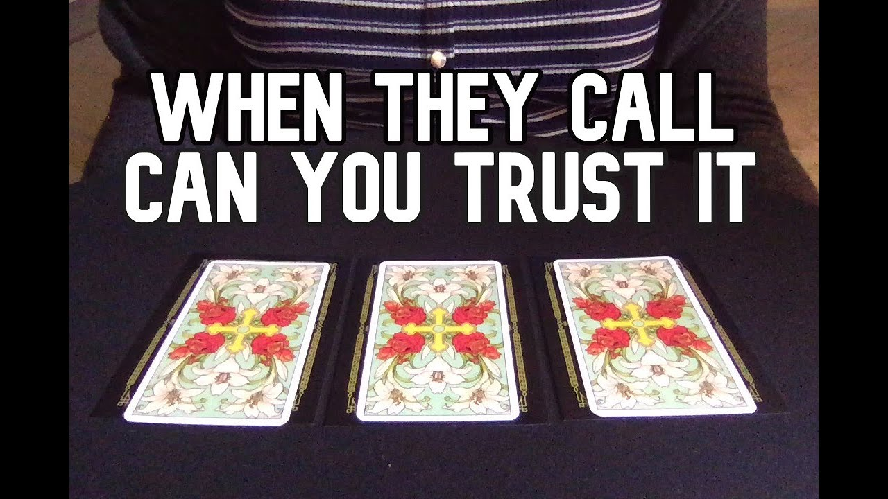 Pick a card: Can You Trust Them When They Reach Out?  *timeless*