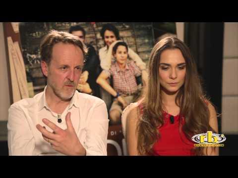 Francesco Bruni e Lucrezia Guidone, intervista, Noi 4, RB Casting