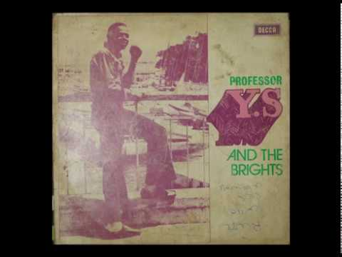 Professor Y.S And The Brights - Alarinka Omo Ode  ***SNIPPET***