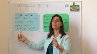 Aussprache Des Brasilianischen Portugiesisch - Dígrafos Lh - Nh