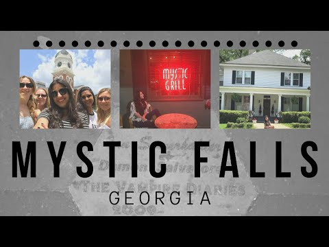 Trip: Mystic falls, Georgia